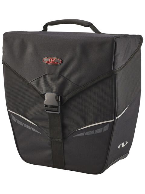 Norco Orlando City - Sac porte-bagages - noir